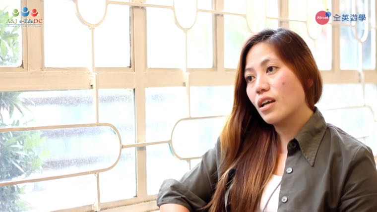 《A&J e-EduDC 學校老師訪談》Teacher Olga