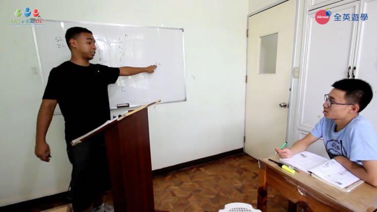 《A&J e-EduDC 語言學校》美國外師 John 發音課