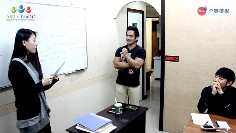 《A&J e-EduDC 語言學校老師》Teacher Kiff 夜間文法課