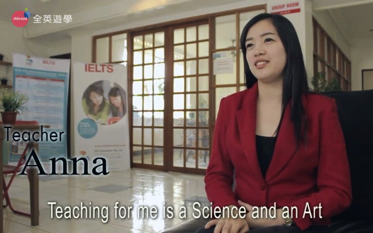 《Baguio JIC 語言學校》Anna 老師認為教學不只是幫助學生英文進步,還是人生經驗分享!