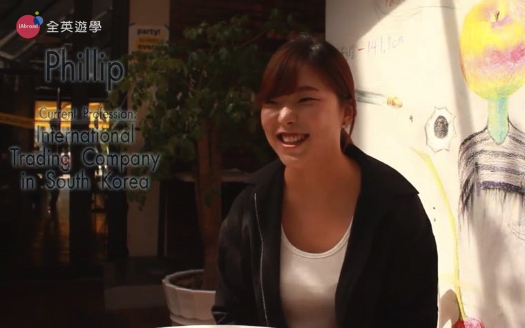 《Baguio JIC 語言學校》畢業學生 Phillip 給學弟妹的建議