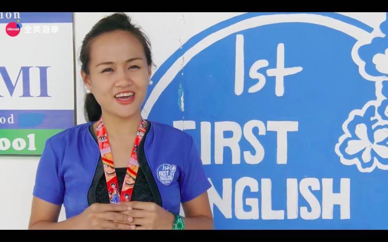 《First English 語言學校》每日一對一高達 7 堂,適合親子遊學,校風自由,日本學生多!