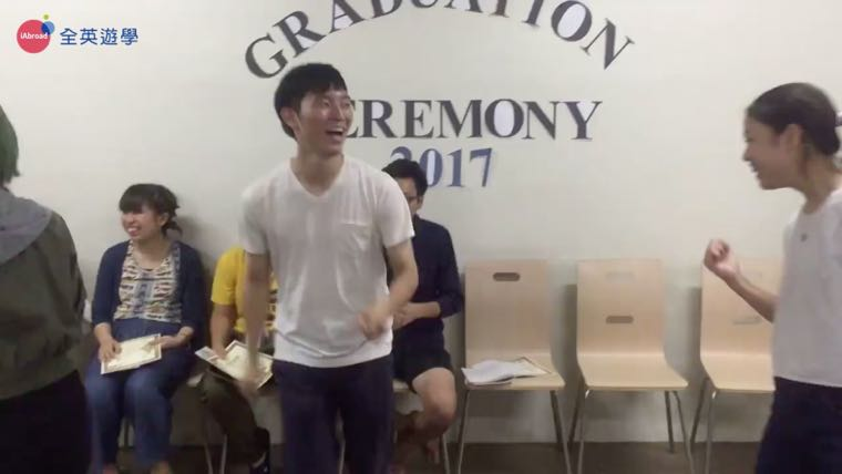 《IDEA CEBU 語言學校》超歡樂的畢業典禮