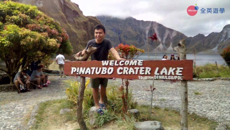▲ Pinatubo 火山歷險,主要是欣賞自然美景為主