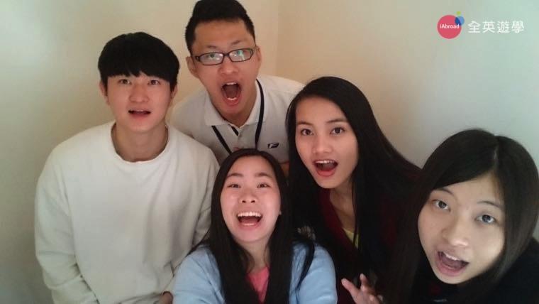 ▲ 在 Monol 學校最開心事情之一莫過於交到很多朋友!