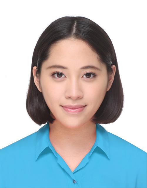 ▲ 申請菲律賓簽證的大頭照一定要白底的喔!不然會被簽證拒收!