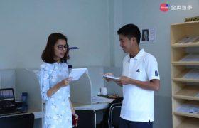 Philinter 語言學校-ㄇ五活動課(Talk Show)