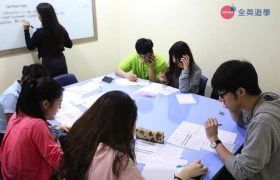 Philinter 語言學校-週五活動課(Travel Buddy 客戶服務練習)