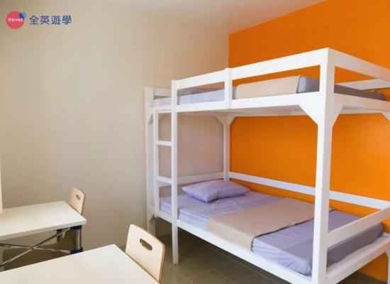 IDEA Academia 宿舍環境