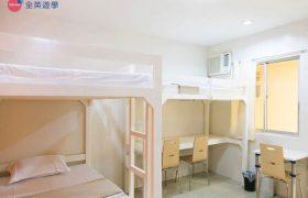 《IDEA Academia 語言學校》學生宿舍三人房