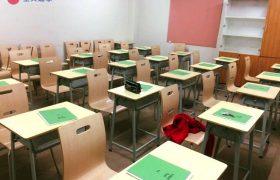 《IDEA Cebu 語言學校》Test Room,入學測驗、模擬考試都在這邊舉行