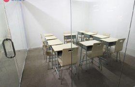 《IDEA Cebu 語言學校》團體課教室