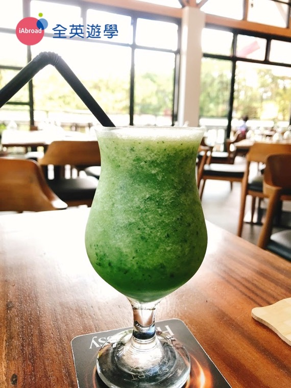 ▲ 小黃瓜汁 Cool Cucumber @ 碧瑤 Trattoria Picarre 文青咖啡店