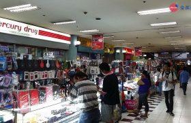 碧瑤市中心生活機能佳,超市+SM Mall+外幣兌換處