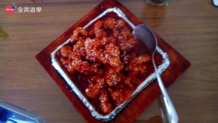 ▲ 456 餐廳的 Chili Chicken 辣炒雞肉