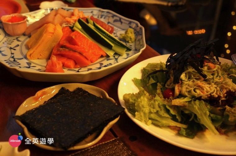 碧瑤景點與餐廳推薦!Chaya 超棒日本料理-1