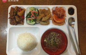 《Baguio JIC 語言學校》三餐菜色