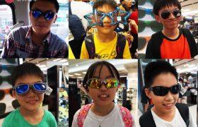 《English Fella 語言學校》週末活動,SM Mall 逛街,墨鏡戴上是不是變超有型!