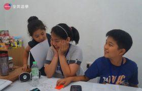 《全英暑期遊學團》English Fella 學校,小朋友的英語歌唱課
