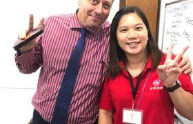 《Baguio JIC 語言學校》ESL 外師團體課
