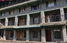 《Baguio JIC 語言學校》學生宿舍外觀