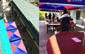 《Baguio JIC 語言學校》校園環境
