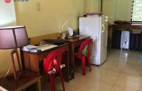 《Baguio JIC 語言學校》學生宿舍雙人房