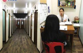 《Baguio JIC 語言學校》一對一教室&菲師一對一上課實況