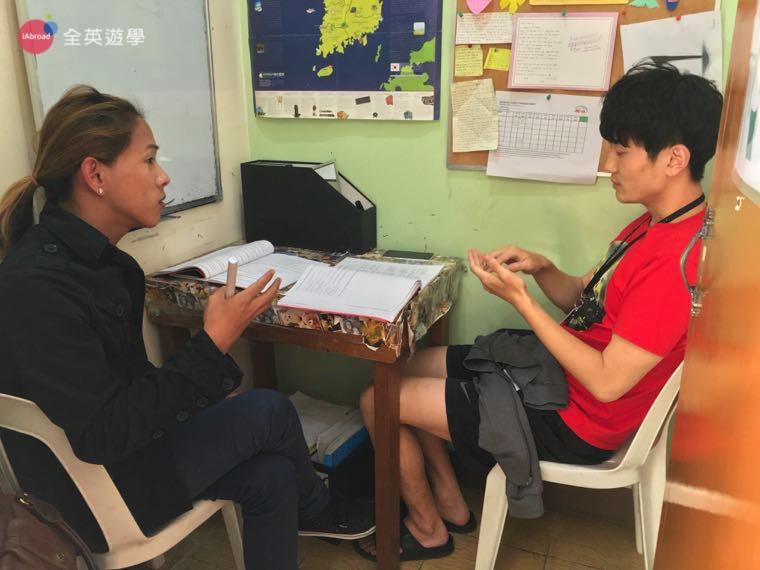 《Baguio JIC 語言學校》一對一課程