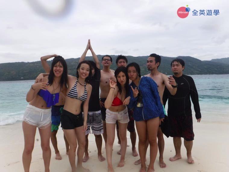 ▲ 宿霧 Cebu 必去行程,週末出來跳島!唸英文也要放鬆一下!