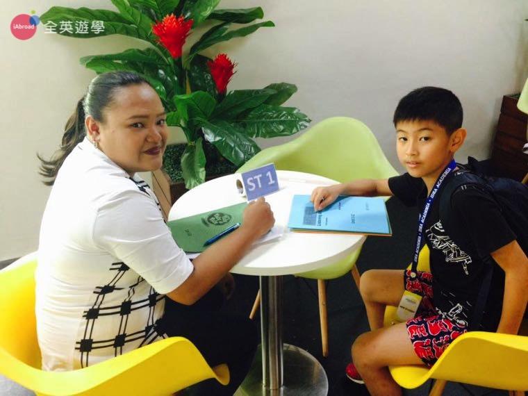 《IDEA Academia 語言學校》小朋友也可以參加課程