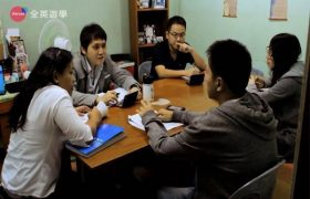 《Baguio JIC 語言學校》小班團體課(句型)
