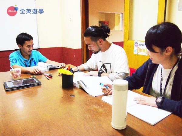《Baguio JIC 語言學校》多益聽力&閱讀課