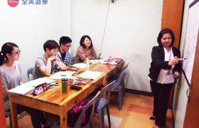 《Baguio JIC 語言學校》閱讀團體課