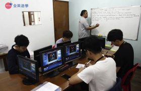 《Baguio JIC 語言學校》小班團體課