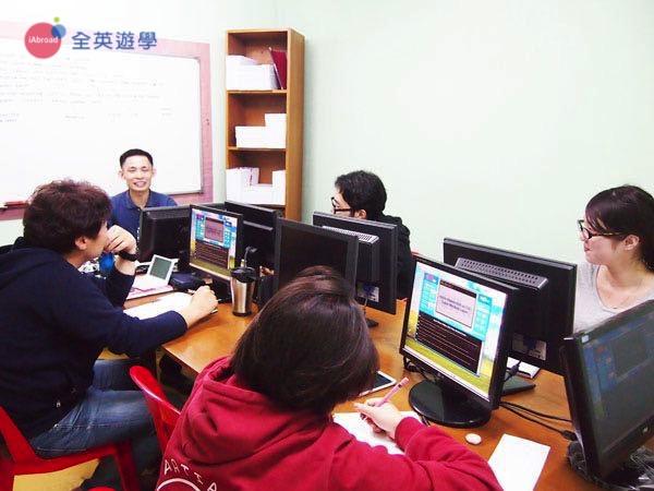《Baguio JIC 語言學校》CNN 新聞英語課程