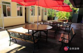 《Baguio JIC 語言學校》斯巴達初級校區學生宿舍