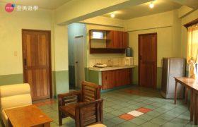 《Baguio JIC 語言學校》口說強化&雅思校區 (PSI) 學生宿舍空間寬大舒適