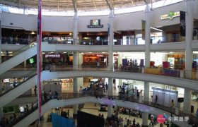 《English Fella 語言學校》週末活動,Ayala Mall 逛街