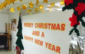 《First English 語言學校》Christmas Party 聖誕節派對