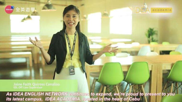 《IDEA Academia 語言學校》每日一對一高達 8 堂,注重口說訓練!全新學校設備,舒適的讀書環境~