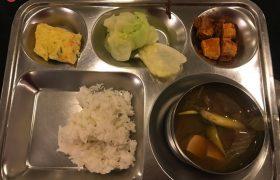 《A&J e-EduDC 語言學校》三餐菜色