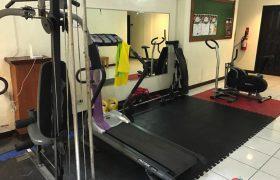 《A&J e-EduDC 語言學校》健身房