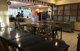 《A&J e-EduDC 語言學校》學生餐廳&烤肉區