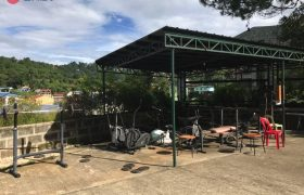 《Baguio JIC 語言學校》健身器材