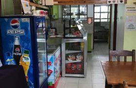 《Baguio JIC 語言學校》福利社就在學生餐廳旁邊唷!