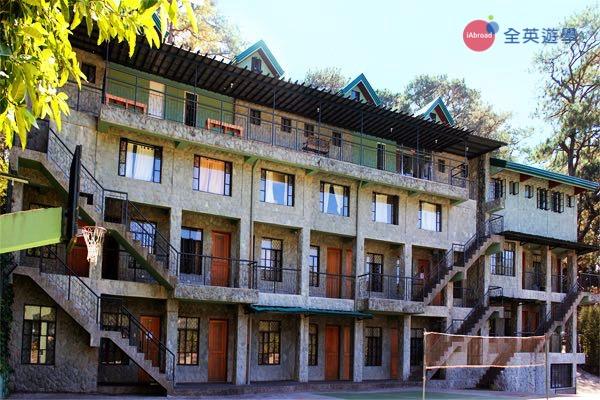 《Baguio JIC 語言學校》口說強化&雅思校區學生宿舍外觀