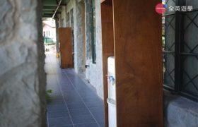 《Baguio JIC 語言學校》斯巴達初級英文校區 (IB) 學生宿舍有飲水機可以使用