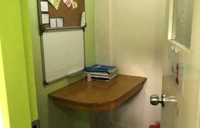 《Baguio JIC 語言學校》一對一上課教室