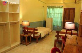 《Baguio JIC 語言學校》斯巴達初級英文校區 (IB) 學生宿舍雙人房